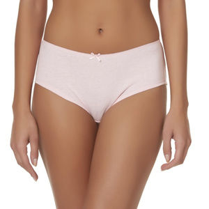 3-Pack Simply Styled White Bow Panties Size 5
